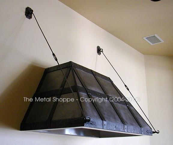 Custom Copper / Metal Kitchen Hoods